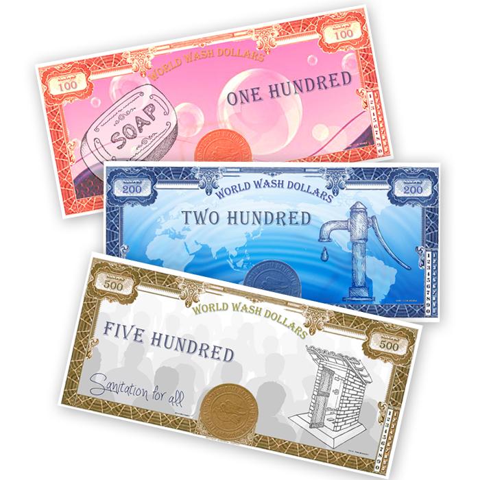 World-WASH-Dollars