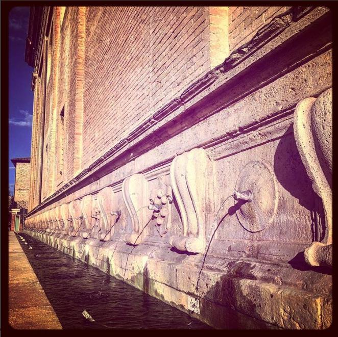 Medeci Fountain